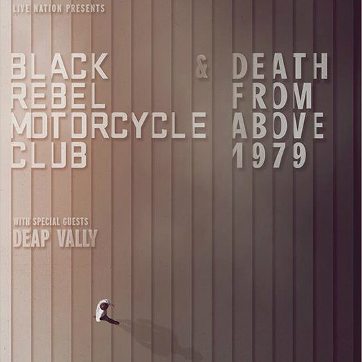 image for event Black Rebel Motorcycle Club and Death From Above 1979