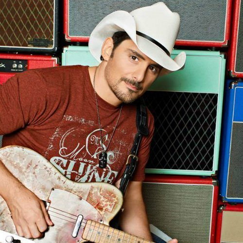 image for event Brad Paisley, Dustin Lynch, Chase Bryant  and  Lindsay Ell