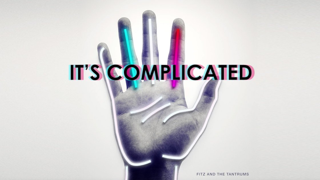 "image for article ""Complicated"" - Fitz & The Tantrums [YouTube Official Lyric Video]"