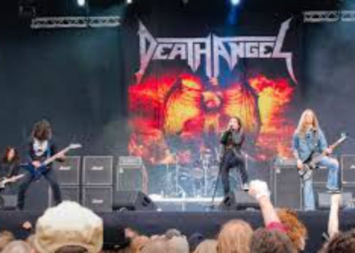 image for event Death Angel, Nukem, Thrown into Exile, and Monarch
