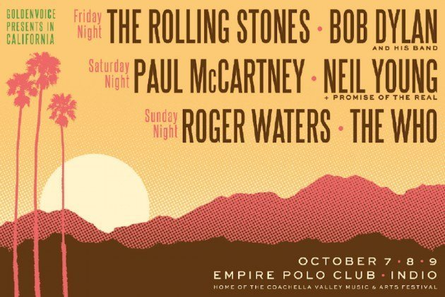 image for article Desert Trip Music Festival Set To Feature Legendary Classic Rock Lineup: Here's The Deal With Ticket Sales