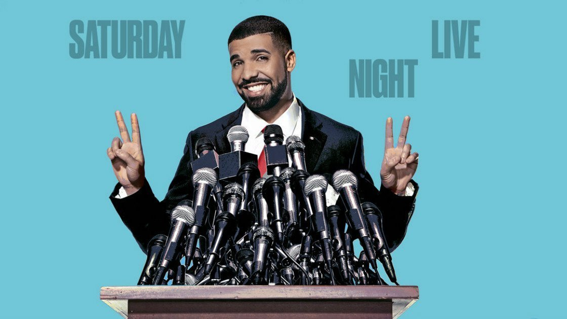 image for article Watch Drake as the Host and Musical Guest on Saturday Night Live, May 14, 2016 [Full Official Video + Music Highlights]