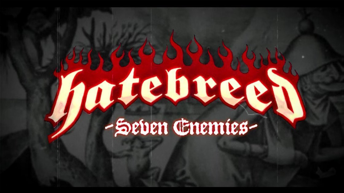 "image for article ""Seven Enemies"" - Hatebreed [YouTube Official Lyric Video]"