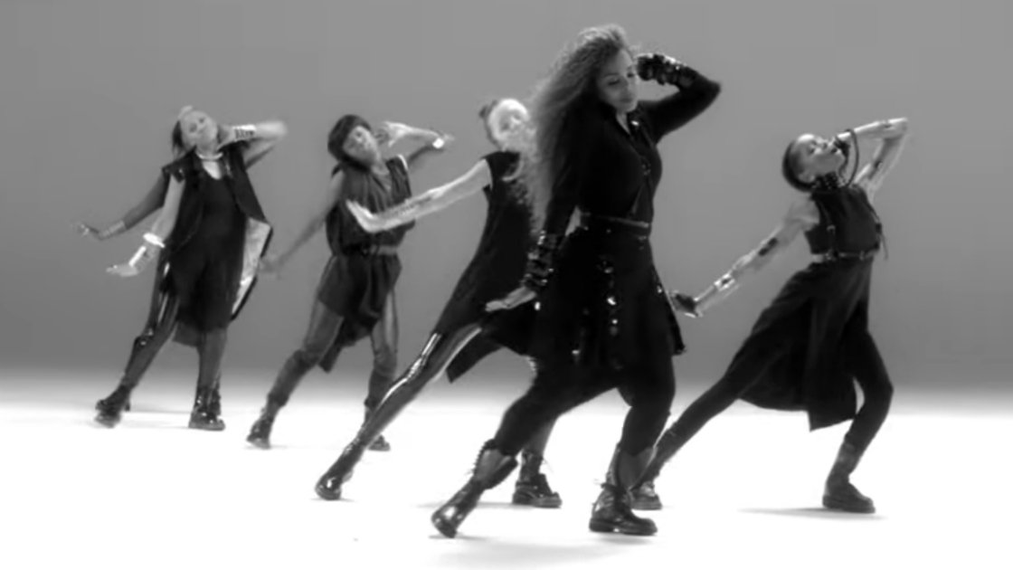 "image for article ""Dammn Baby"" - Janet Jackson [YouTube Official Music Video + Behind-The-Scenes]"