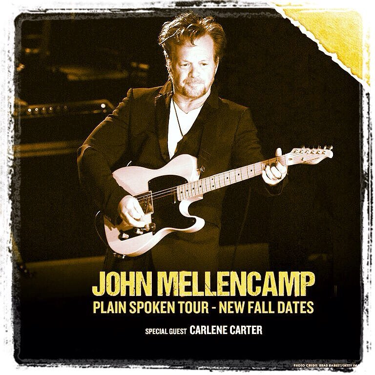 image for event John Mellencamp