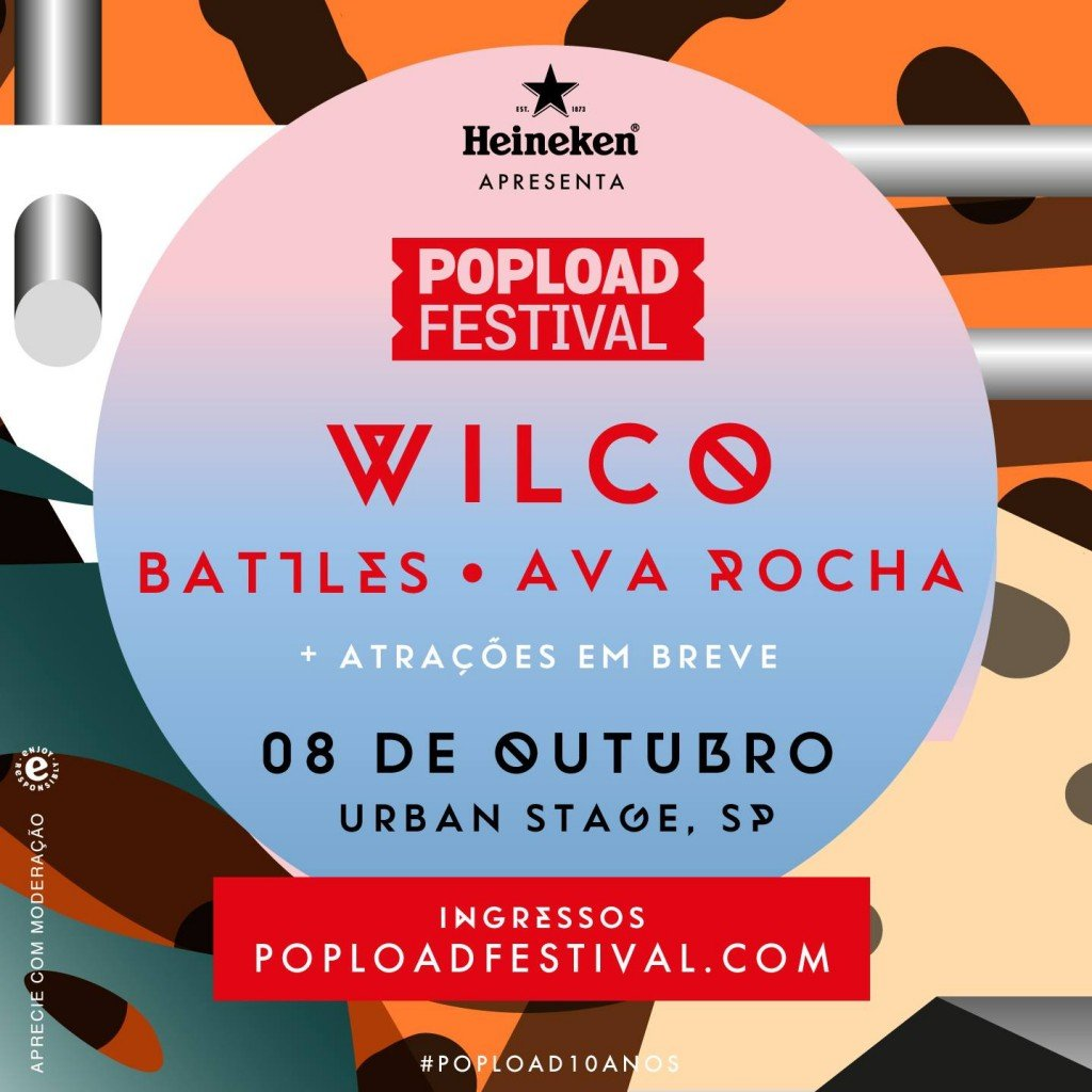 image for event Wilco, Battles, and Ava Rocha