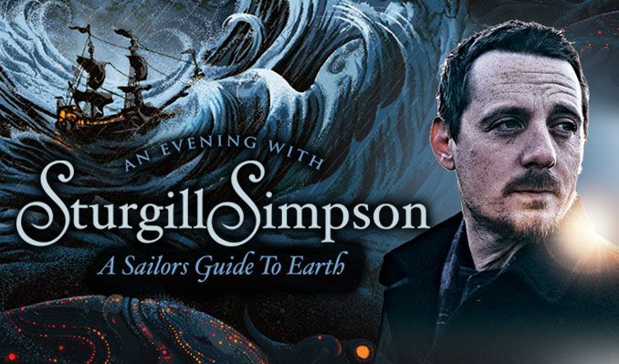 image for article Sturgill Simpson Extends 2016 Tour Dates: Ticket Presale Code Info