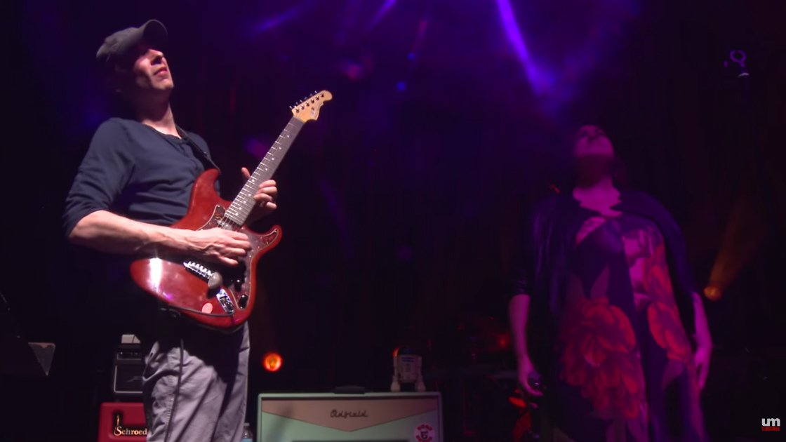 "image for article ""No Ordinary Love"" - Umphrey's McGee (Sade Cover) [YouTube Official Live Video]"