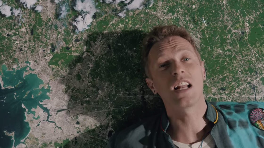 "image for article ""Up&Up"" - Coldplay [YouTube Official Music Video]"