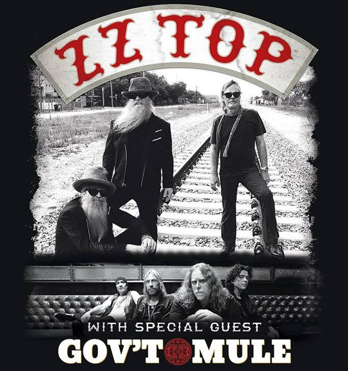 image for article ZZ Top & Gov't Mule Add Joint 2016 Tour Dates: Ticket Presale Code Info