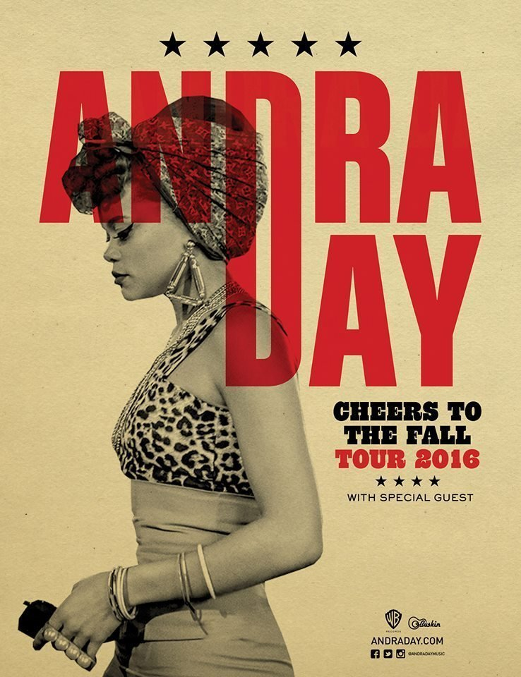 image for event Andra Day