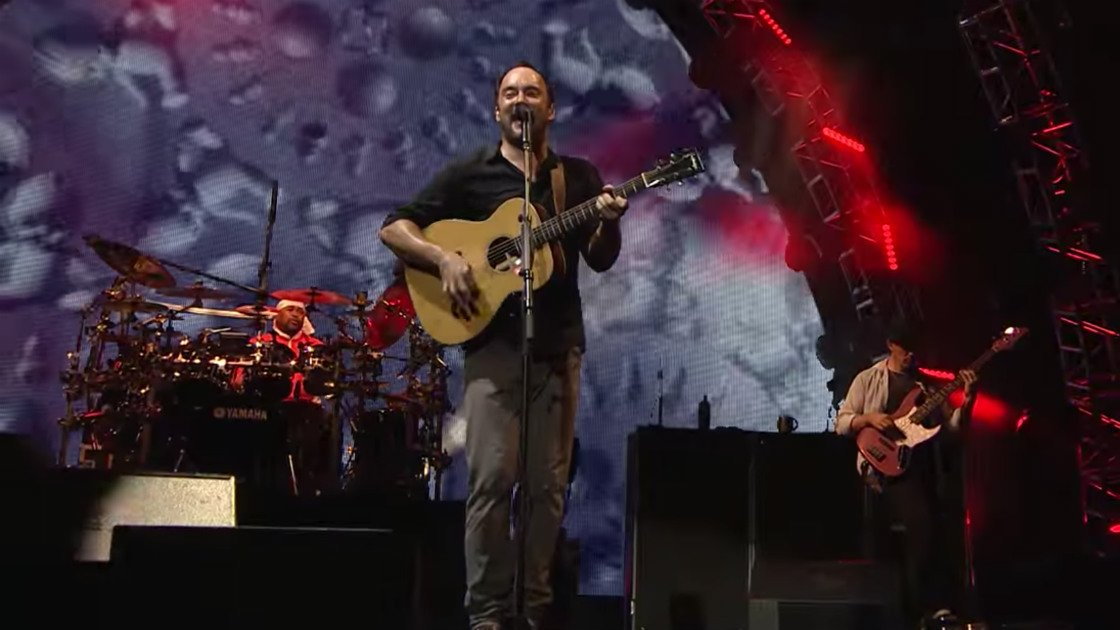 "image for article ""Cornbread"" - Dave Matthews Band at PNC Bank Arts Center in NJ on June 10, 2015 [YouTube Official Video]"