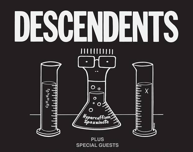 image for article Punk Rockers Descendents Set 2016 Tour Dates: Ticket Presale Code Info