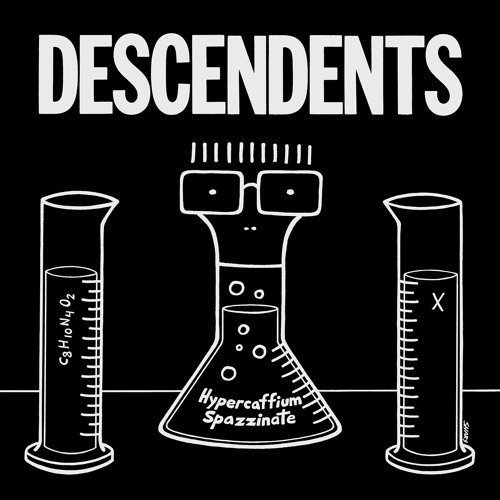 "image for article ""Hypercaffium Spazzinate"" - Descendents [Full Album Stream + Zumic Review]"