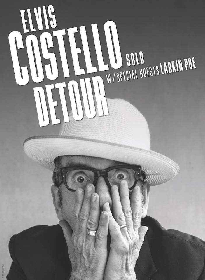 image for event Elvis Costello and Larkin Poe