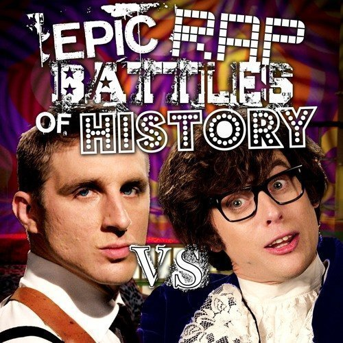 "image for article ""James Bond vs Austin Powers"" - Epic Rap Battles of History [YouTube Official Music Video]"