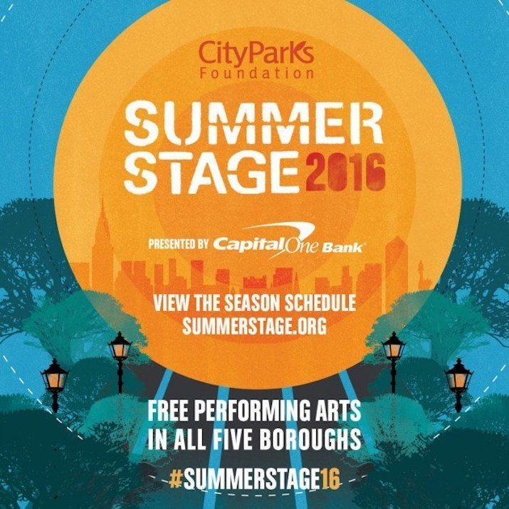 image for article NYC SummerStage 2016 Season Kicks Off With Free Jazz This Saturday: Full Concert Schedule