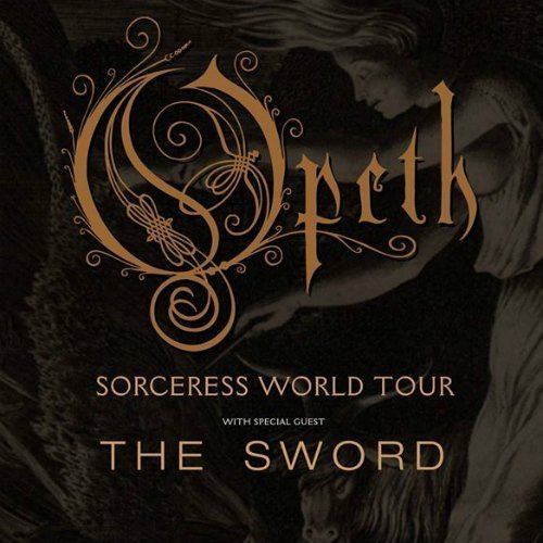 image for article Opeth Adds 2016 Tour Dates With The Sword: Ticket Presale Code Info