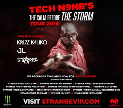 image for event Tech N9ne