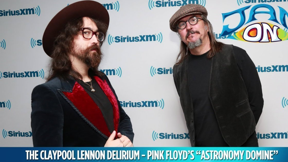 "image for article ""Astronomy Domine"" - The Claypool Lennon Delirium (Pink Floyd Cover) [YouTube Official Audio]"