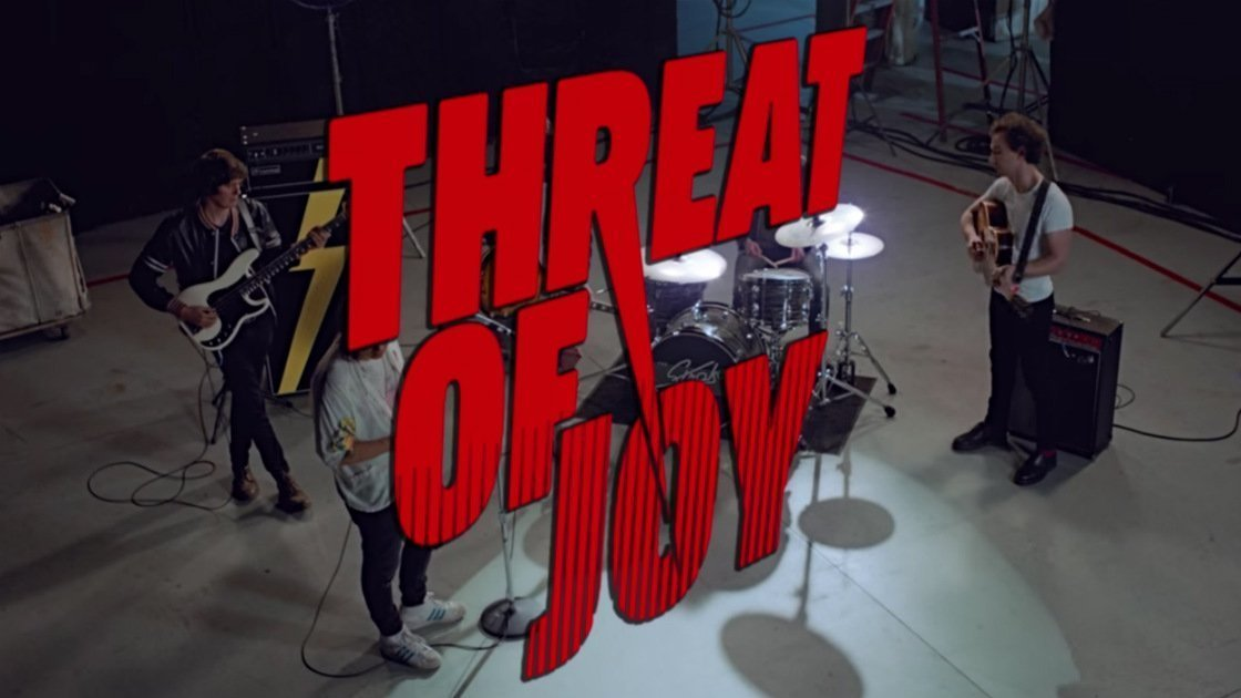 "image for article ""Threat of Joy"" - The Strokes [YouTube Official Music Video]"