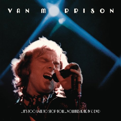 "image for article ""Into the Mystic"" - Van Morrison Live at the Rainbow in London, 1973 [YouTube Official Audio Stream]"