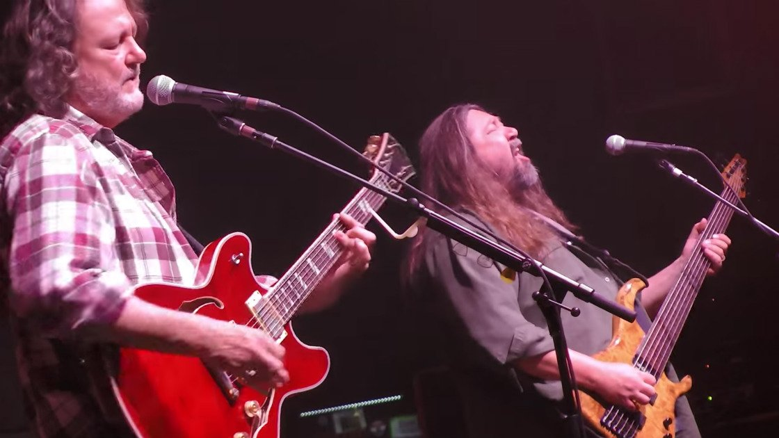 "image for article ""Ophelia"" & ""The Shape I'm In"" - Widespread Panic in Jackson, MS on April 12, 2016 (The Band Covers) [YouTube Official Video]"