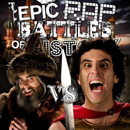 "image for article ""Alexander the Great vs Ivan the Terrible"" - Epic Rap Battles of History [YouTube Official Music Video]"