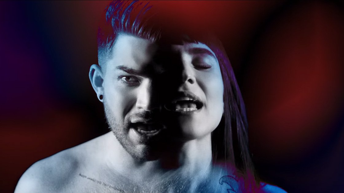 "image for article ""Welcome to the Show"" - Adam Lambert ft Laleh [YouTube Official Music Video]"