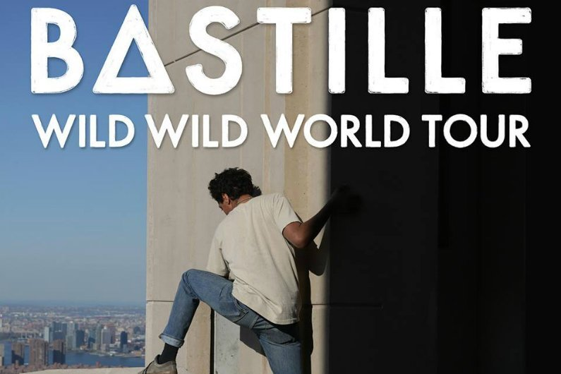 "image for article Bastille Adds 2016-2017 ""Wild Wild World Tour"" Dates: Ticket Presale Code Info"