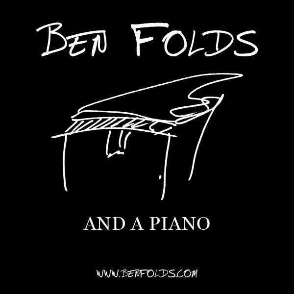 image for article Tickets Now on Sale for 'Ben Folds And A Piano' 2016 Tour Dates
