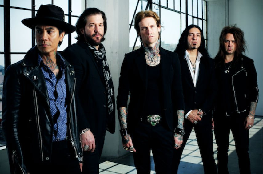 image for event Buckcherry and Candlebox