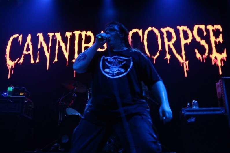 image for article Cannibal Corpse Unleashed Death Metal Fury at New York City's Webster Hall on July 28, 2016 [Zumic Concert Review + Photos]