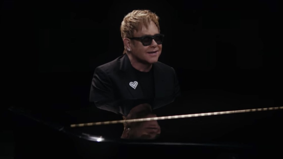 "image for article ""A Good Heart"" - Elton John [YouTube Official Music Video]"
