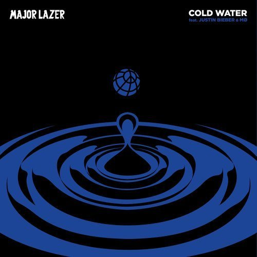 "image for article ""Cold Water"" – Major Lazer ft Justin Bieber & MØ [YouTube Official Lyric Video]"