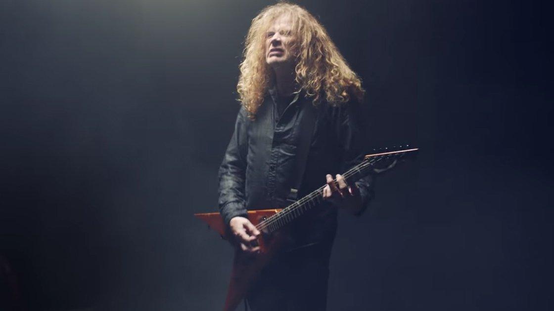 "image for article ""Post American World"" - Megadeth [YouTube Music Video]"
