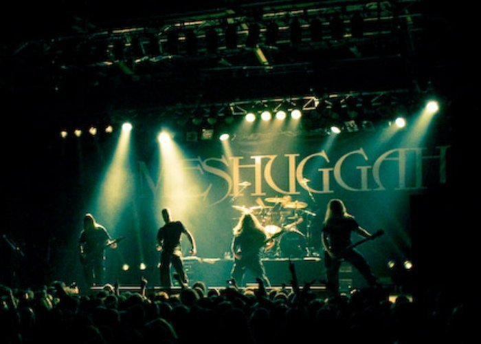 image for artist Meshuggah