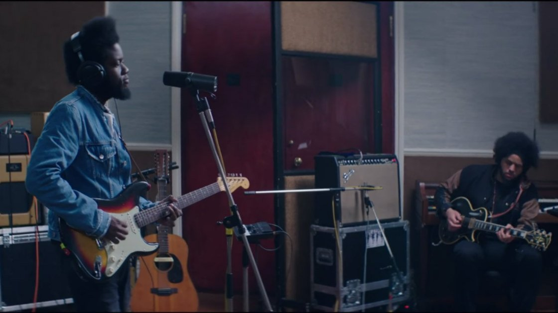 "image for article ""The Final Frame"" – Michael Kiwanuka (Live at RAK Studios) [YouTube Video]"