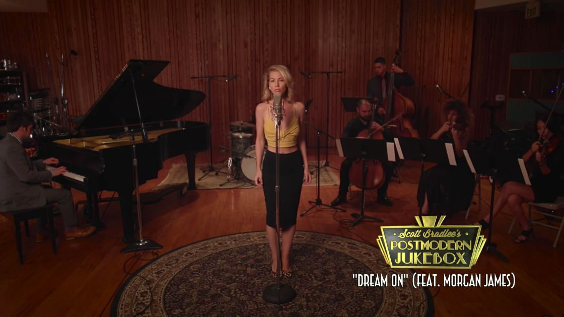 "image for article ""Dream On"" - Postmodern Jukebox ft Morgan James (Aerosmith Cover) [YouTube Video]"