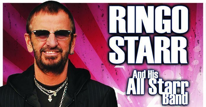 image for event Ringo Starr and His All Starr Band
