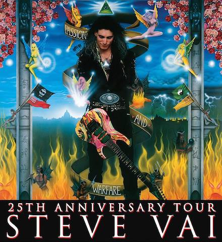 image for event Steve Vai