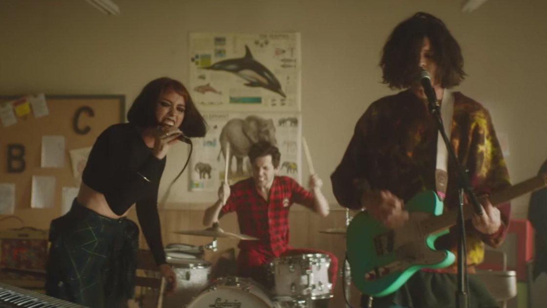 "image for article ""Welcome To Your Life"" - Grouplove [YouTube Official Music Video]"