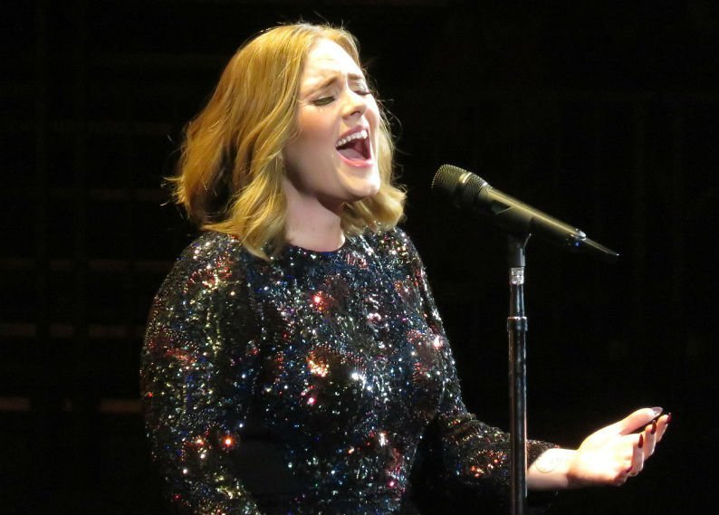 image for article Tickets For Adele's 2016 Tour Remain Hot on Resale Market