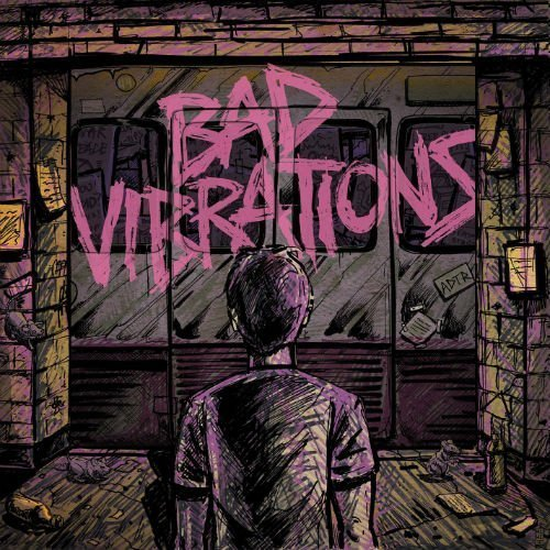 "image for article ""Bad Vibrations"" - A Day To Remember [Full Album Stream + Zumic Review]"