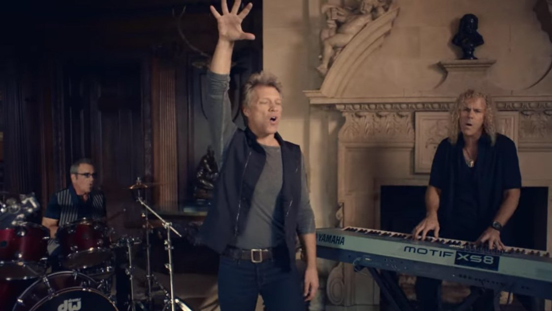 "image for article ""This House Is Not For Sale"" - Bon Jovi [YouTube Music Video]"
