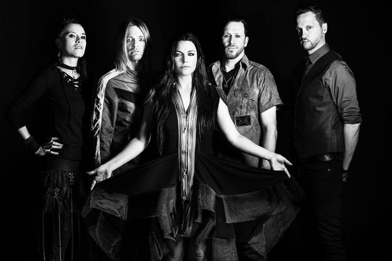 image for article Evanescence Plan 2016 Tour Dates: Ticket Presale Code Info