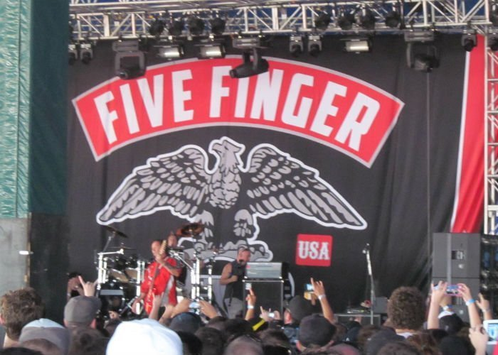 image for artist Five Finger Death Punch