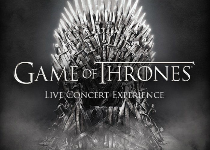 image for artist Game of Thrones Live Concert Experience