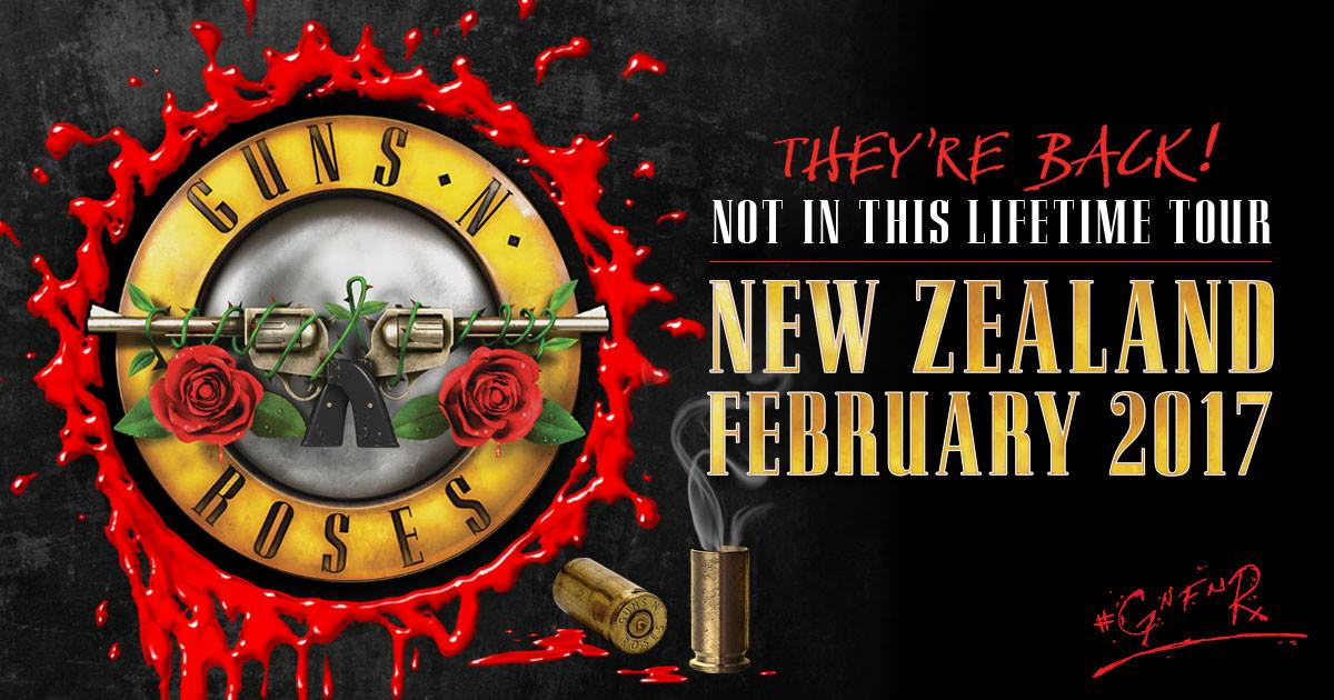 image for event Guns N' Roses and Wolfmother