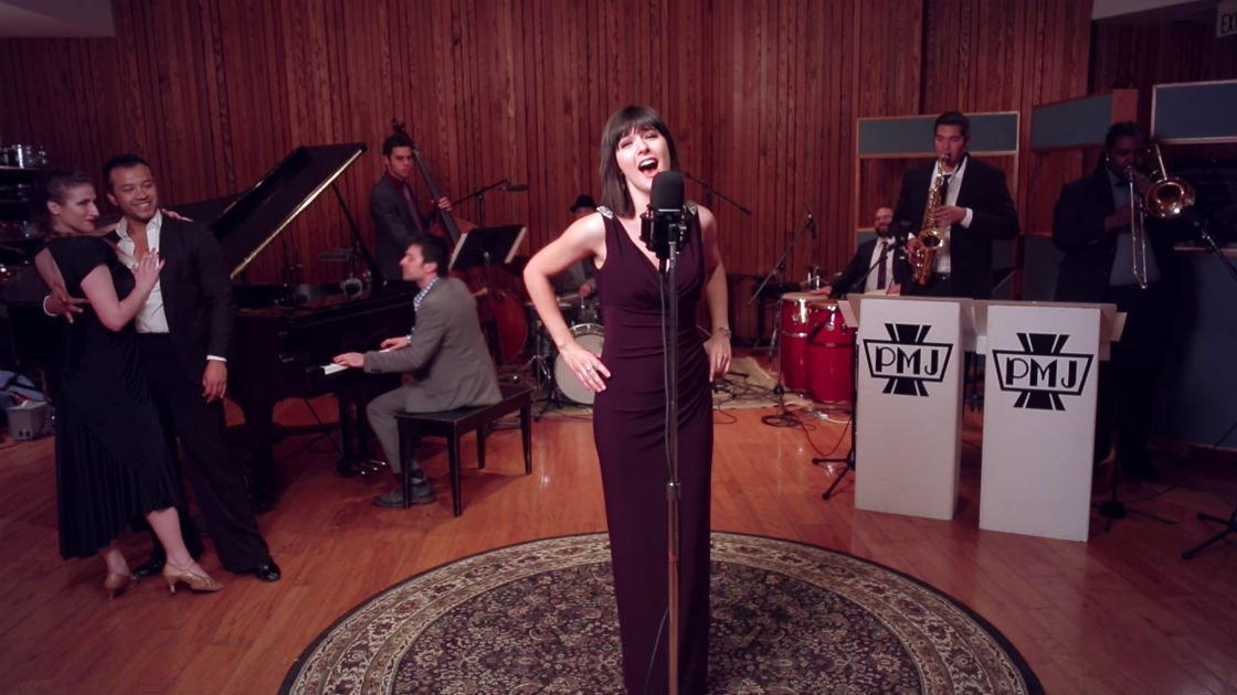 "image for article ""I Will Survive"" - Postmodern Jukebox ft Sara Niemietz (Gloria Gaynor Cover) [YouTube Video]"